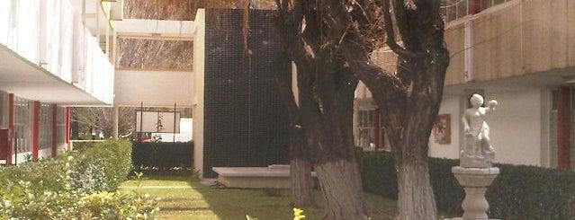 Facultad de Derecho y Ciencias Políticas is one of Capacitacion.