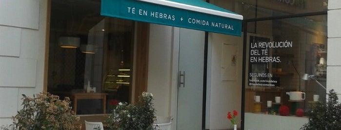 Tea Connection is one of Stgo. City.
