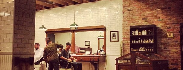 Baxter Finley Barber & Shop is one of los angeles.