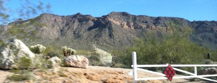 Wind Cave Trail is one of Phoenix.