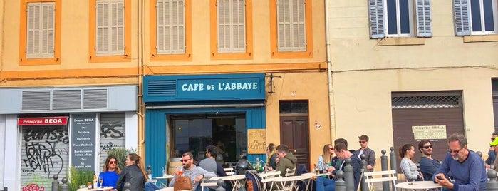 Café de l'Abbaye is one of MRS.