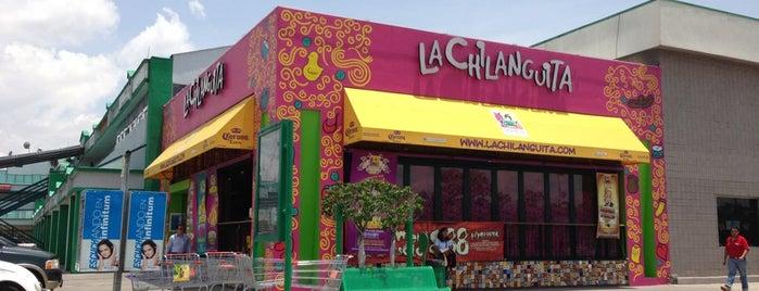 La Chilanguita is one of lugarsitos.