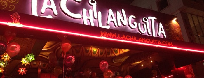 La Chilanguita is one of COCKTAIL BAR.