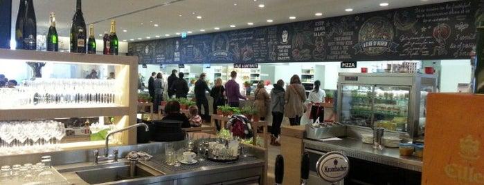 Vapiano is one of Bochum's Restaurant.