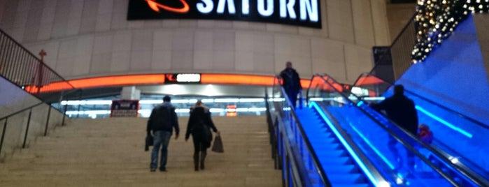 Saturn is one of Meine.