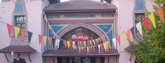 Meşhur Mehmetzade Köftecisi is one of in Ankara....