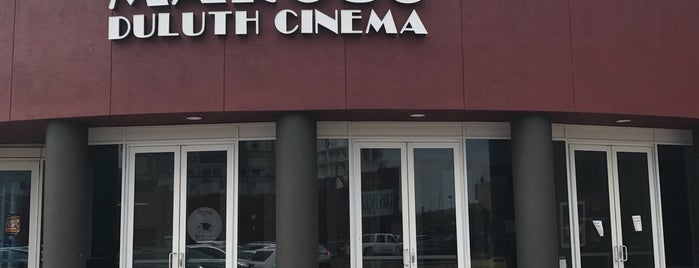 Marcus Duluth Cinema is one of Rise & Shine Film Screening Locations.