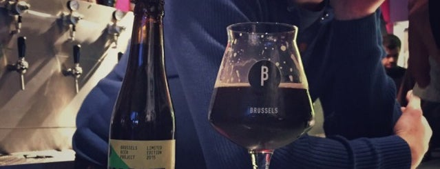Brussels Beer Project is one of Brussels & Belgium.
