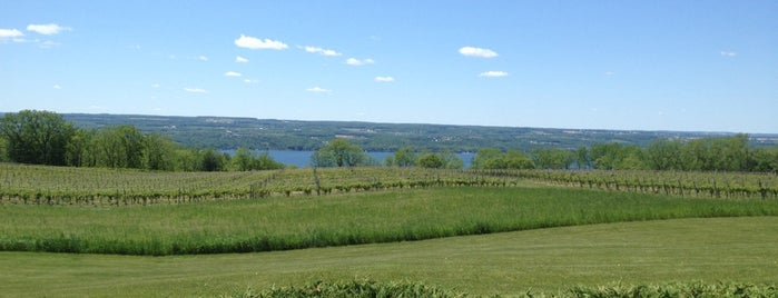 Lamoreaux Landing Wine Cellars is one of New York State Wineries.