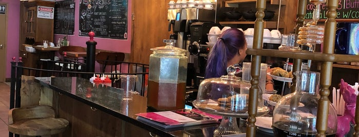 Pink Moose is one of Coffee Shops.