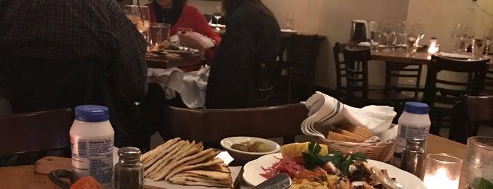 Under The Bridge is one of The 11 Best Greek Restaurants in Midtown East, New York.