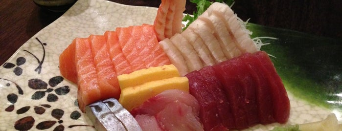 River Japanese Cuisine is one of Queens.
