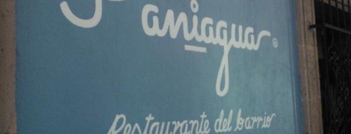 Modesto Paniagua is one of Comer.