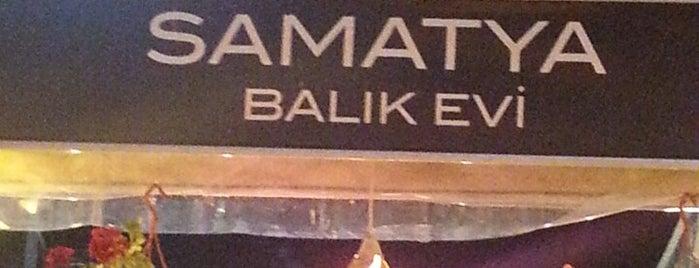 Samatya Balık Evi is one of Yeiç.