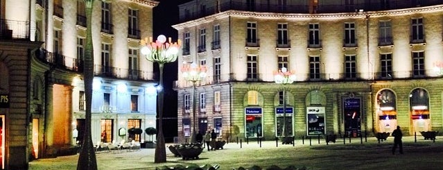 Place Graslin is one of France.