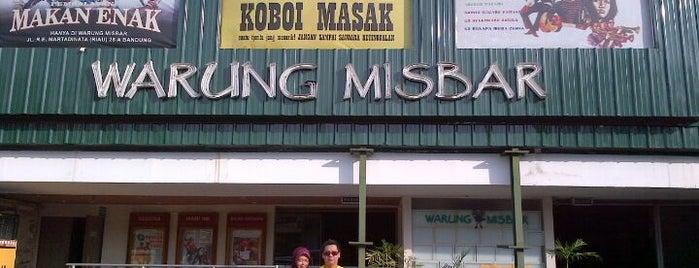 Warung Misbar is one of Bandung ♥.