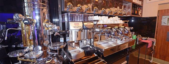 Café à la Carte is one of Barometer Frankfurt 2014 - Teil 1.
