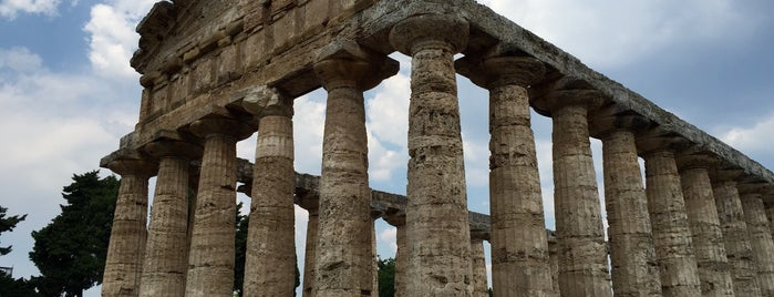 Paestum is one of Travel Guide to Amalfi Coast.