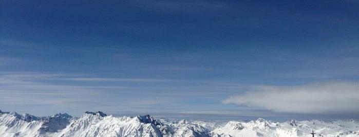 Switzerland/Austria Ischgl is one of ISCHGL.