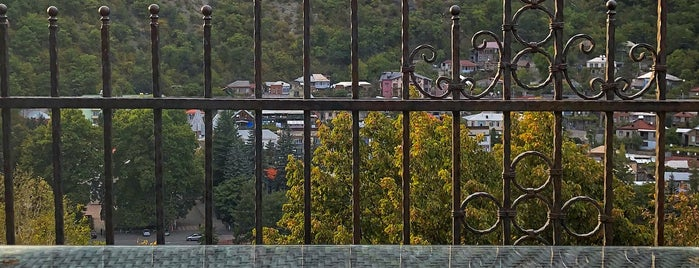 Borjomi Palace Spa is one of Hotels I've lived in.