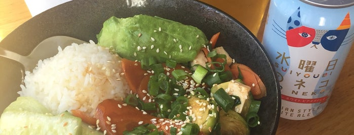 Chubby Noodle is one of Favorite SF Places.