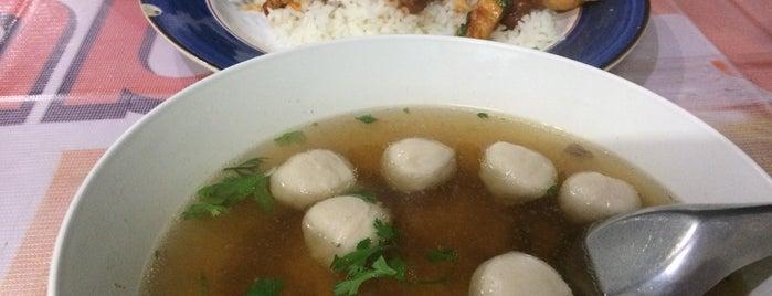 ก๋วยเตี๋ยวโกเด้ง is one of Favorite Food.