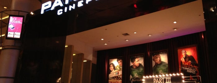 Paragon Cineplex is one of Bangkok.