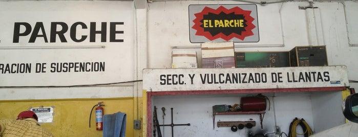 Vulcanizadora El Parche is one of Vhsa.