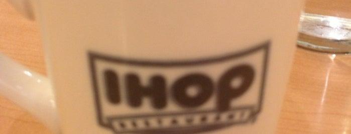 IHOP is one of Food.