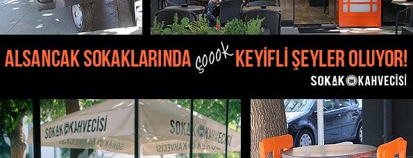 Sokak Kahvecisi is one of alsancak.