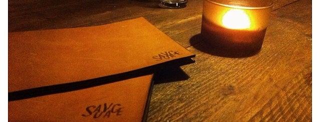 Sauvage – Prenzlauer Berg is one of Restaurants Berlin.