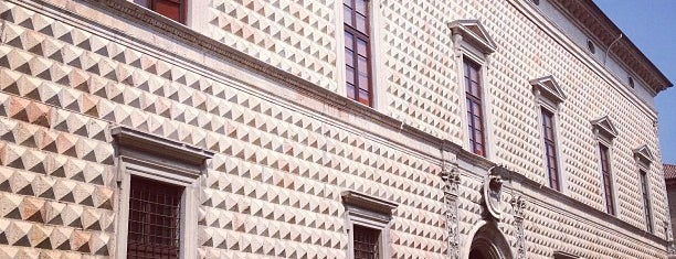 Palazzo Dei Diamanti is one of LOCAL.