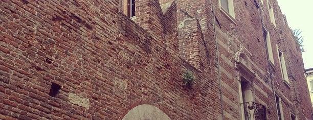 Casa di Romeo is one of Sulle tracce di Romeo e Giulietta.