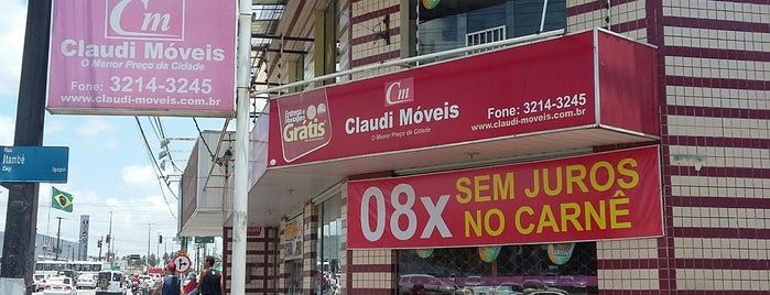 Claudi Móveis is one of Lugares.