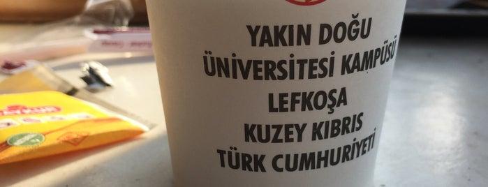 Markiz Cafe is one of Kıbrıs.