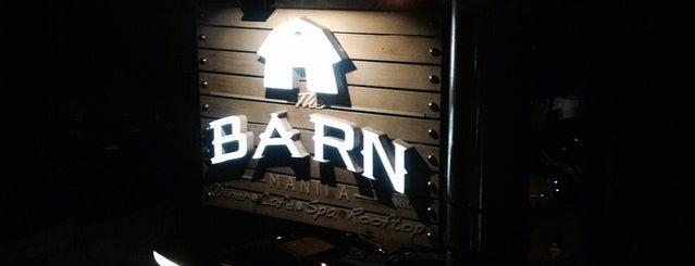 The Barn Manila is one of Manila.