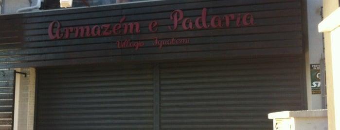 Armazém e Padaria Villagio Iguatemi is one of Preferências.