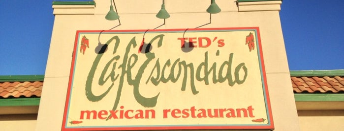 Ted's Cafe Escondido - OKC S. Western is one of Oklahoma.