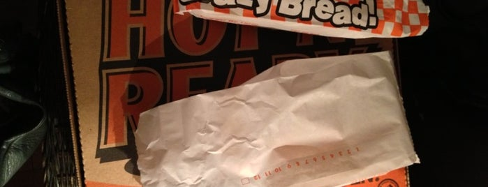 Little Caesars Pizza is one of Faves.