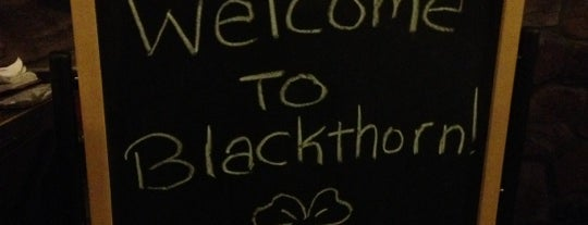Blackthorn Irish Pub & Restaurant is one of Nightlife.