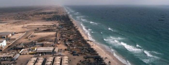 Nouakchott is one of World Capitals.