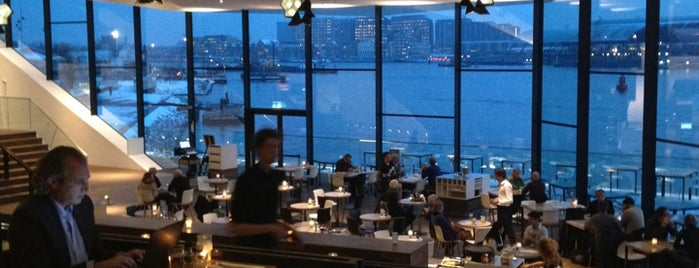 EYE Restaurant is one of Amsterdam Expat Life: Mission list.