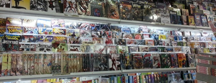 Comix Book Shop is one of Lugares legais em São Paulo.