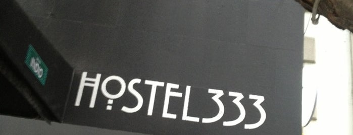 Hostal 333 is one of Circuito Roma-Condesa.