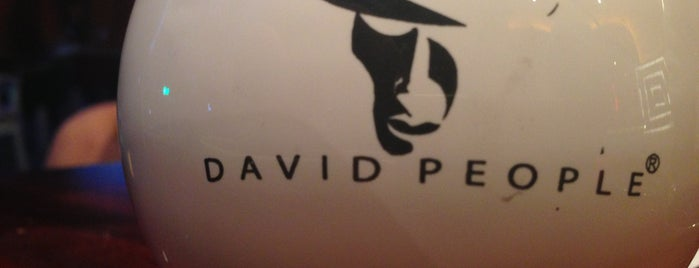 David People is one of Konya'da Café ve Yemek Keyfi.