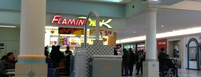 Northland Center Mall is one of B. Locations.