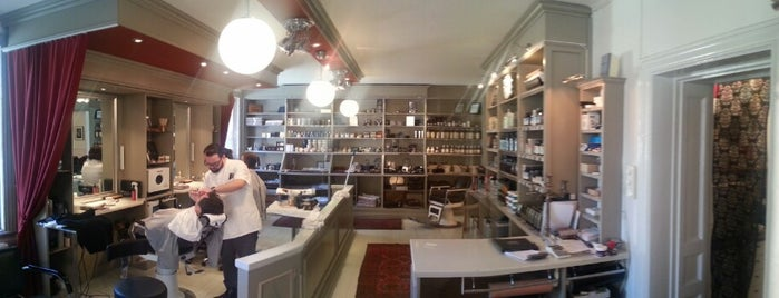Barber & Books is one of Stockholm Misc.