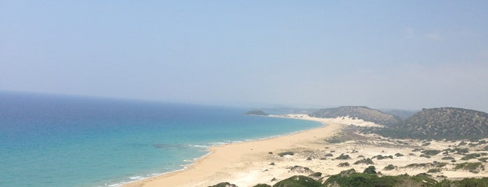 Golden Beach is one of Northern Cyprus.