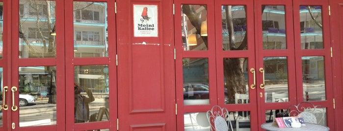 Café  J'adore is one of Ankara.