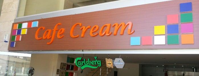 Cafe Cream is one of URLA.